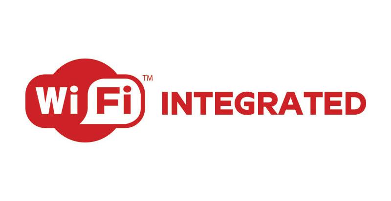 WiFi integrisan