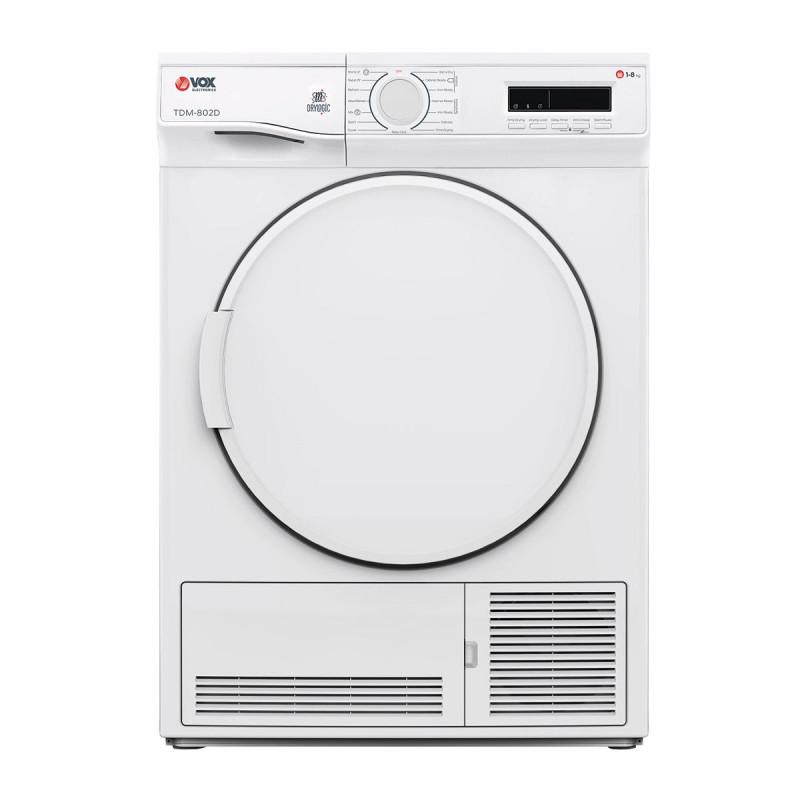Mašina za sušenje veša TDM802D